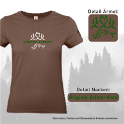 T-Shirt KOORDINATEN - Damen