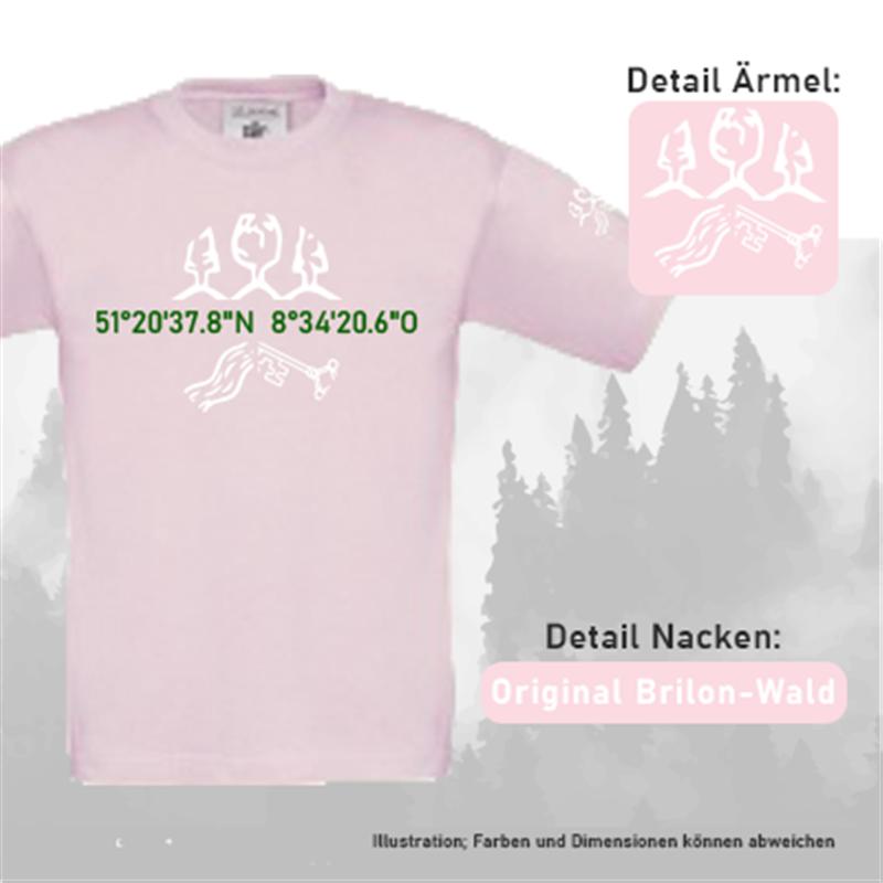 T-Shirt KOORDINATEN - Kids