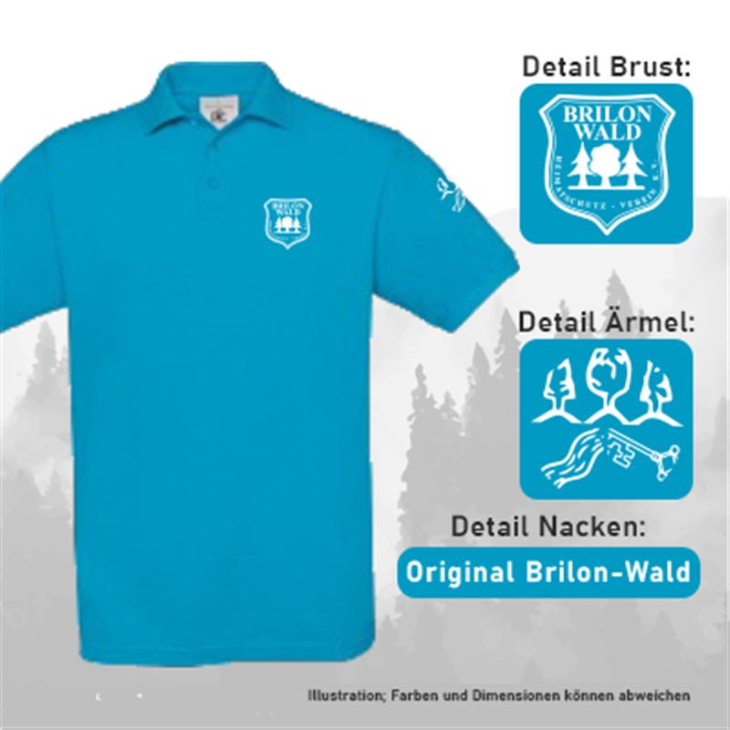 Poloshirt HSV - Herren