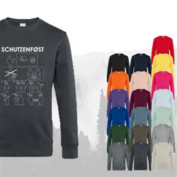Sweatshirt SCHUTZENFØST - Herren